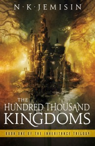 Hundred Thousand Kingdoms Cover