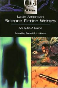 cover of Latin american Writers A-Z