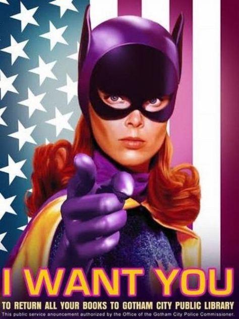 Batgirl image