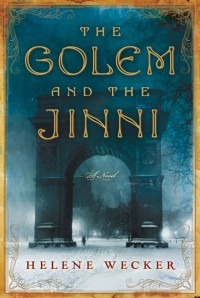 cover of Golem and Jinni