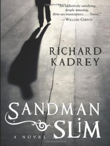 Cover of Sandman Slim