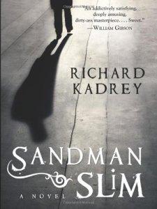 Cover of Sandman Slim