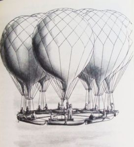 illustration from 21 balloons