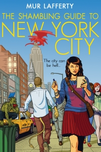 Cover of Shambling Guide to New York City