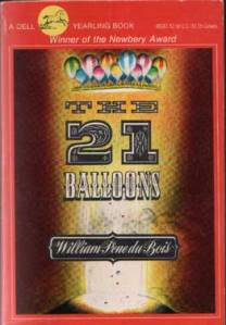 Cover of The 21 Balloons