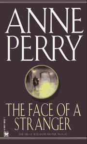 Cover of Face of a Stranger