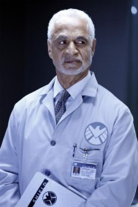 Ron Glass in SHIELD