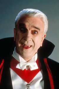 Leslie Nielsen as Dracula