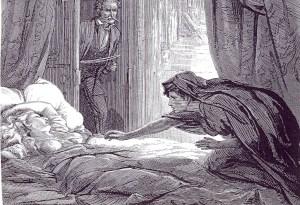 Illustration from Carmilla