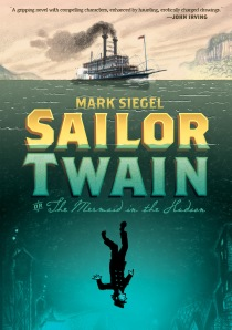 cover of Sailor Twain