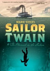 cover of Sailor Twain