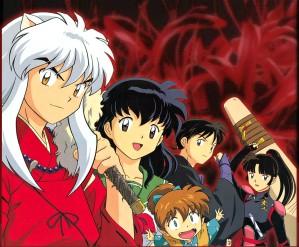Inuyasha characters