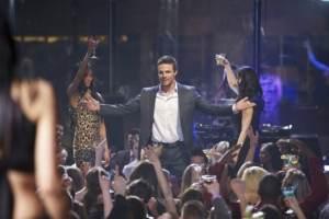 Billionaire superheros throw the best parties!  It's true!