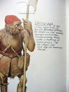 Redcap-Faeiries-book-1978-magical-creatures-7829889-576-768