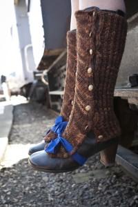 rivet-spats