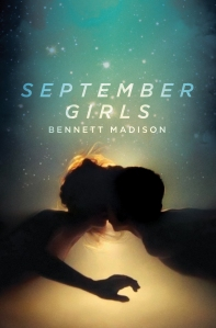 "Cover of book, ""September Girls"""