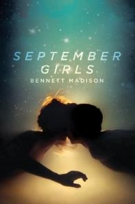 """Cover of book, """"September Girls"""""""