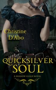 "cover of ""Quicksilver soul"""