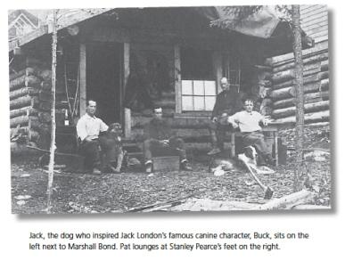 photo of the original Buck