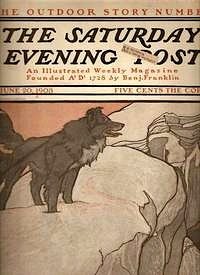 cover of Saturday Evening Post