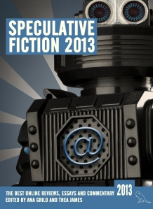 cover of Speculative Fiction Online 2013