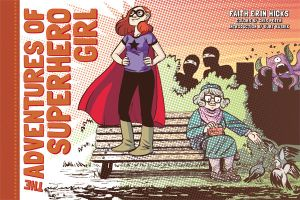 cover of The Amazing Adventures of Superhero Girl