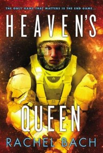 cover of Heaven's Queen