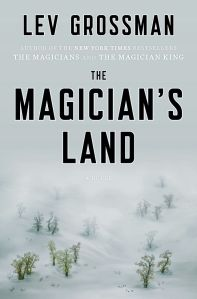cover of The Magician's Land