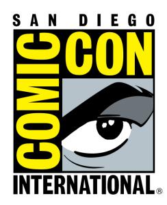 San Diego Comic Con logo