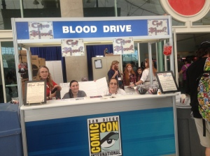 The real-life superheroes of Comic-Con.