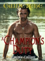 cover of A Champion's duty