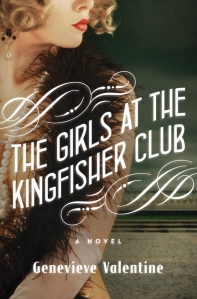 cover of The Girls at the Kingfisher Club