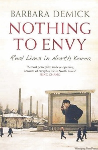cover of Nothing to Envy