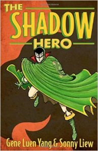 cover of The Shadow Hero