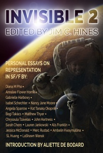 cover of Invisible 2
