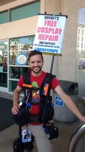 It's Cosplay Repair Guy!