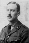 J.R.R. Tolkien in uniform