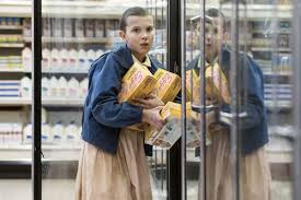 Eleven steals waffles