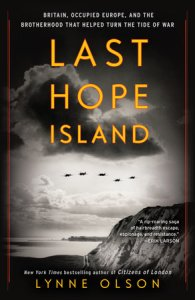 cover of Last Hope Island